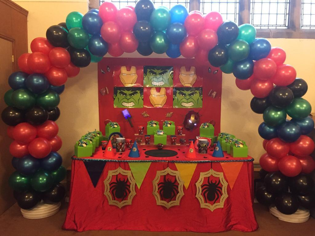 Balloon Arch - for all Occasions, Birthday, Christening, Weddings, Baby Shower & Graduation Party-image-8