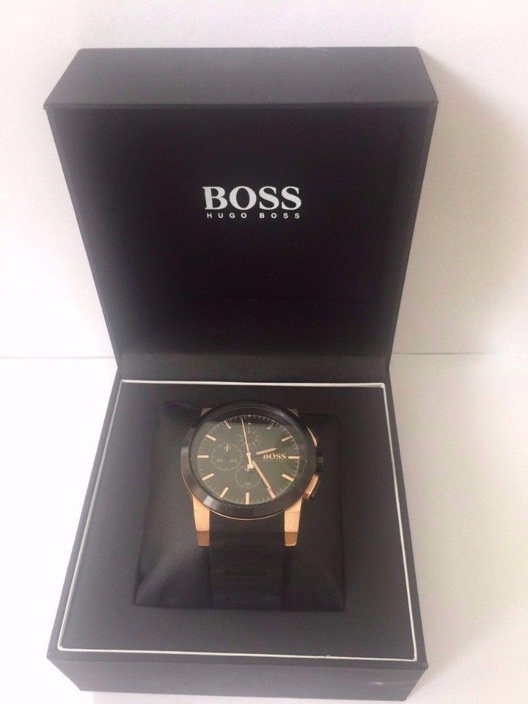 hugo boss black gold