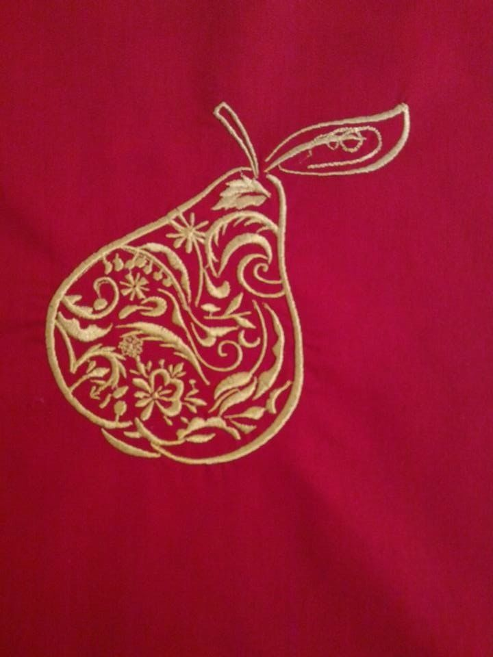 Embroidery and appliqué service for small business and home life.-image-1