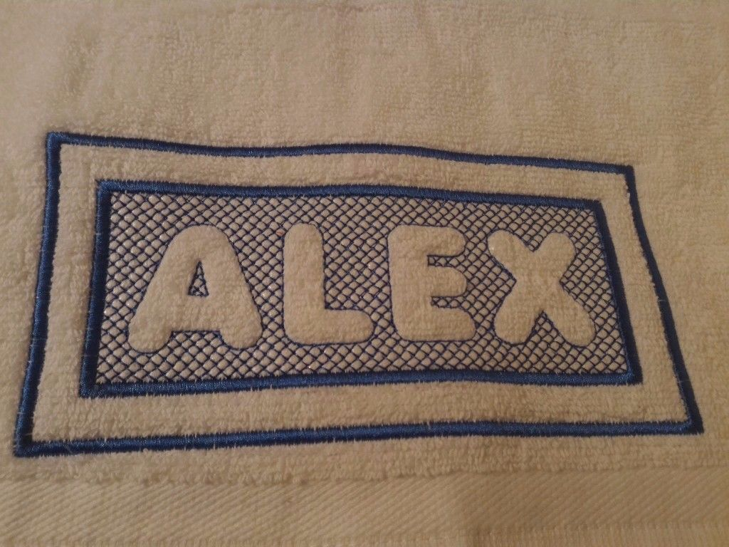 Embroidery and appliqué service for small business and home life.-image-7