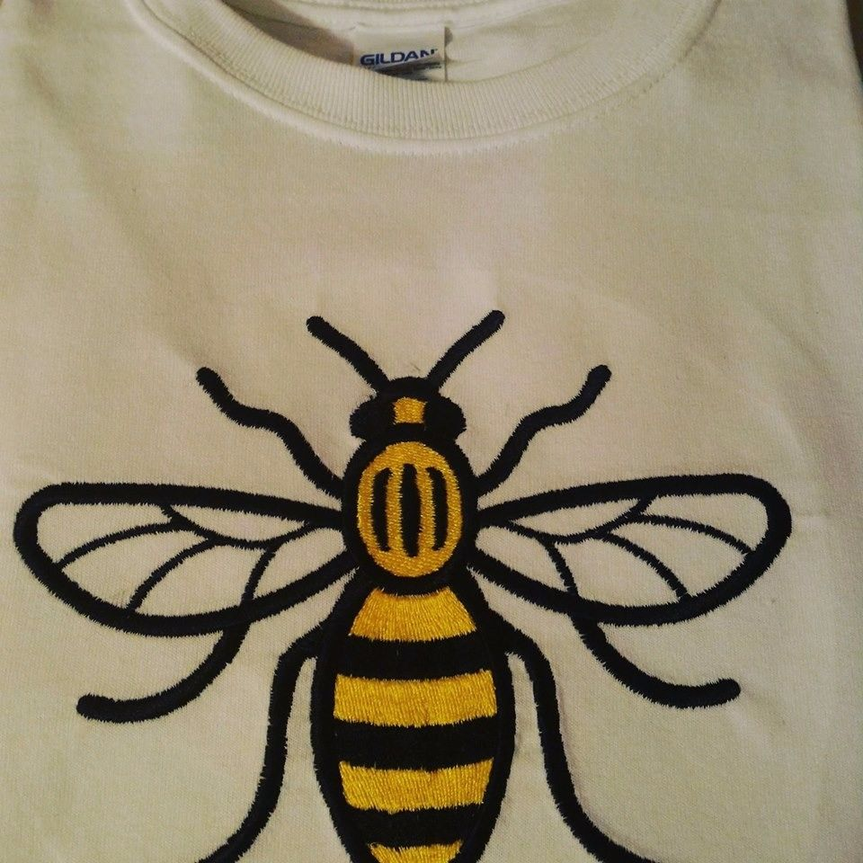 Embroidery and appliqué service for small business and home life.-image-8