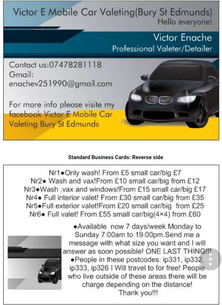 Rapid Detail Supplies - A Suffolk Detailing Brand Specialising In ...