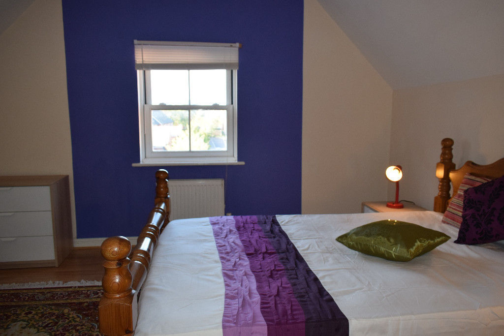 Short Term Lets - Double Rooms To Let In Christchurch - Clean and Comfortable