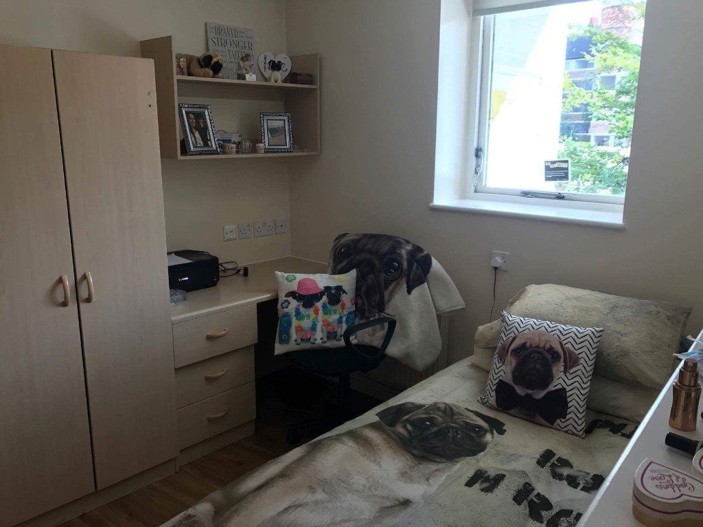 Student bedroom to let in 7 bedroom flat in St Andrews Gardens only £75 per week with all amenities