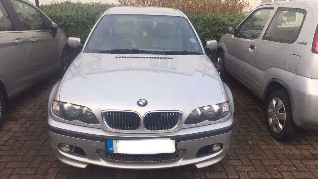 BMW 3 series m-sport e46
