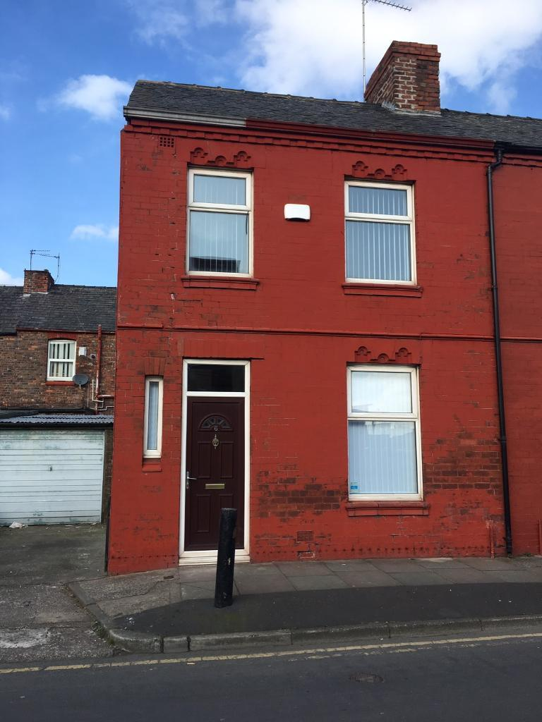 Three Bedroom Parlour House in Litherland L21