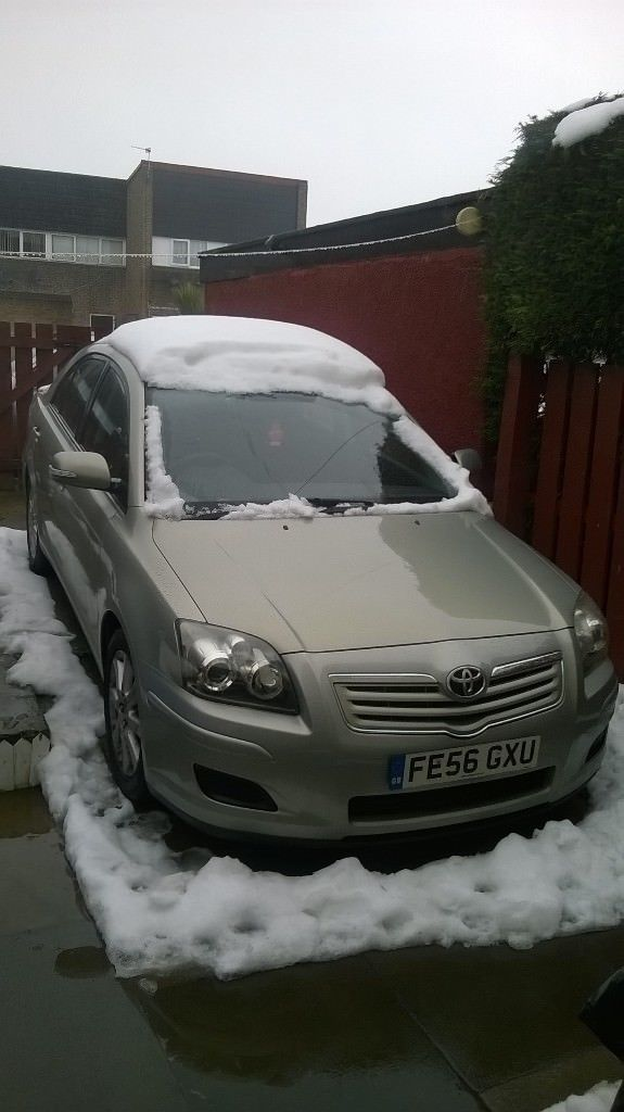 Toyota Avensis T3S. Swap for Motorcycle,Van,WHY