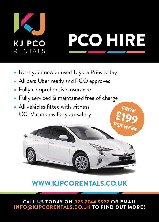 Special Offer From 199 Uber Ready Toyota Prius Pco Car Rental