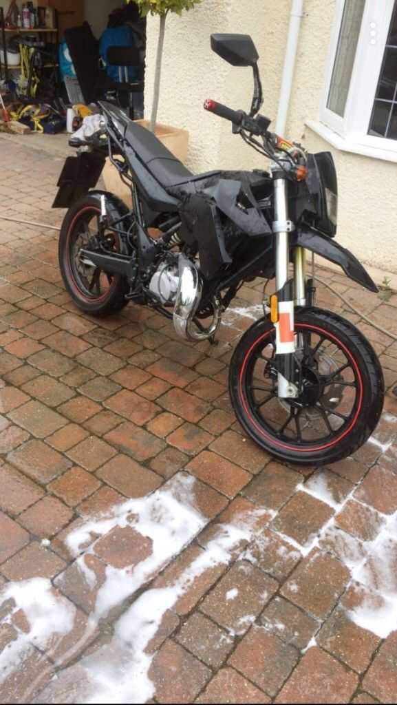 Generic Trigger SM 50 (70cc) (Moped) | Sumra