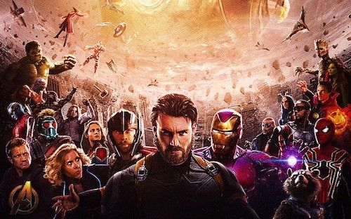 Avengers Infinity War Full Movie Watch Online Hd Sumra