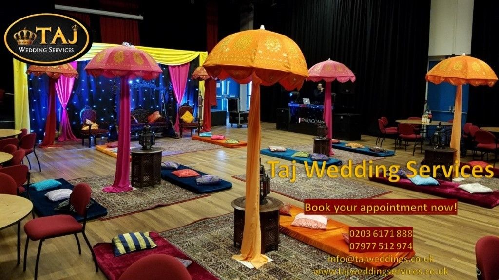 Asian Indian Wedding Mehndi Stages Backdrops Decor Marquee Tent Hire Chair Covers & Asian Indian Wedding Mehndi Stages Backdrops Decor Marquee Tent ...