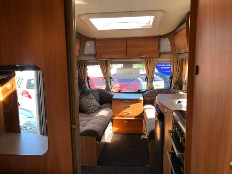 Swift Challenger 570 4 Berth Touring Caravan 2010 | Sumra