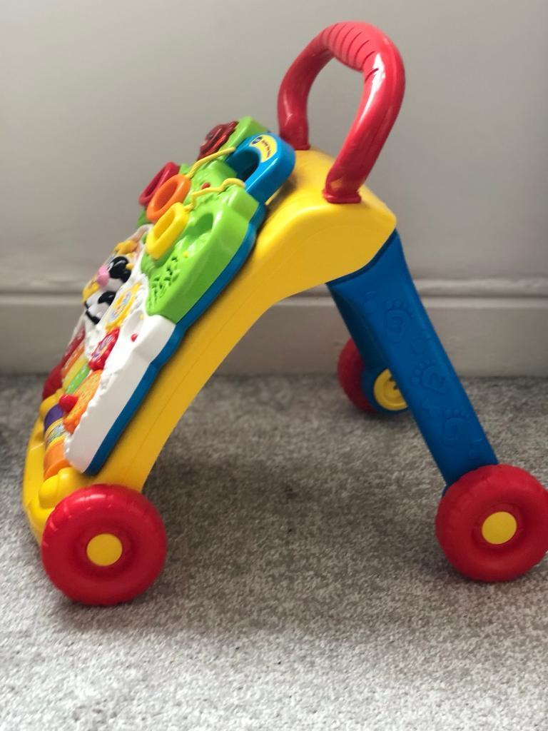 Baby toy walker learning-image-1