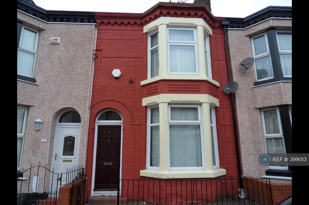 2 bedroom house in Shelley Street, Bootle, L20 (2 bed)