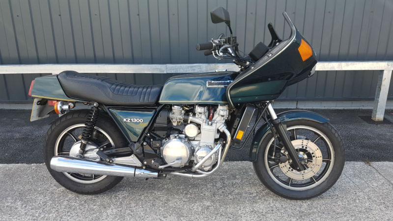 [WLLP_2054]   1980 Kawasaki KZ1300 UK Registered Import Great Condition 17,890 Miles |  Sumra | Kz1300 Wiring Diagram |  | Sumra.net