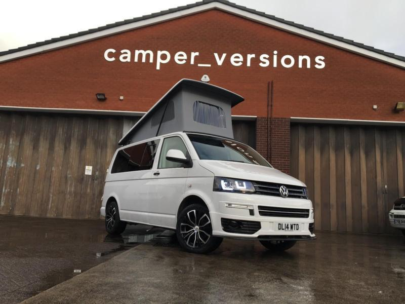 586484c343 Volkswagen T5 Transporter Campervan 2014