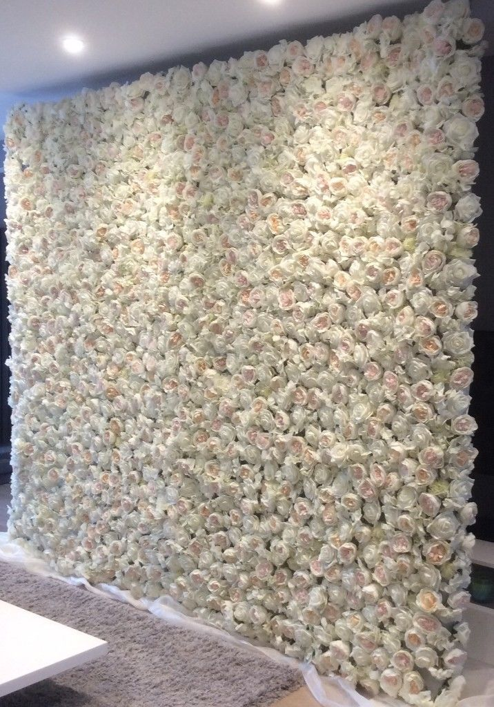 Artificial flower walls/back drops/artificial arches/wall of candles