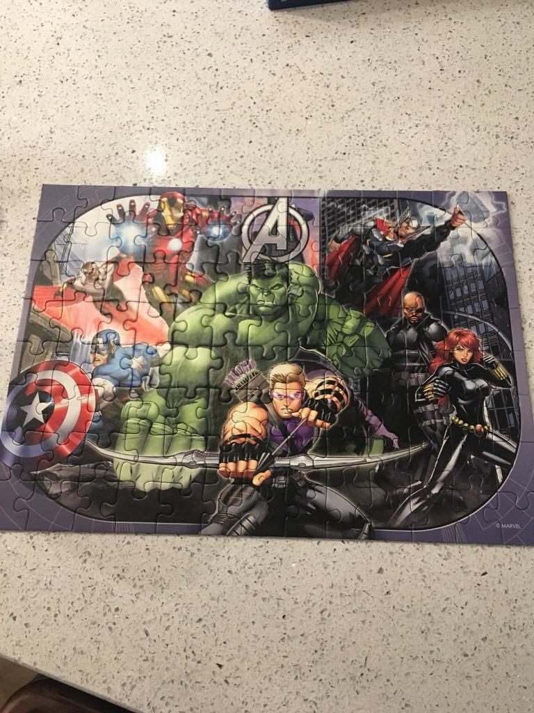 Avengers jigsaw puzzles-image-3