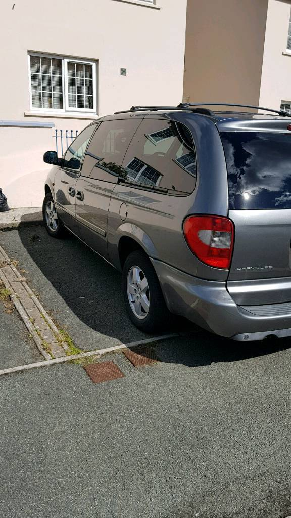 Chrysler grand voyager executive spares or repair