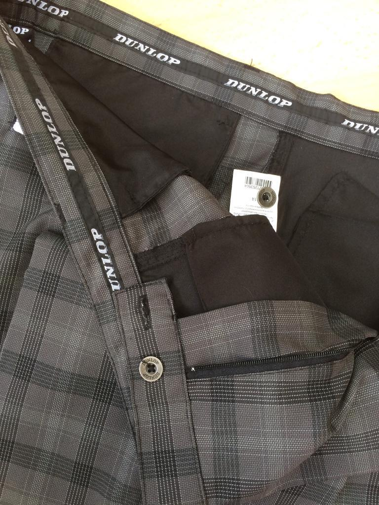 Men's Dunlop golf trousers-image-3