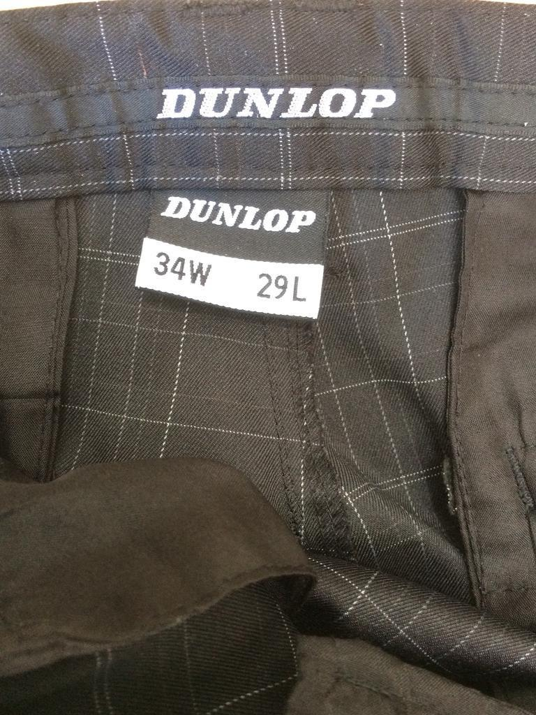 Men's Dunlop golf trousers-image-5