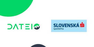 Dateio & Slovenská sporiteľňa