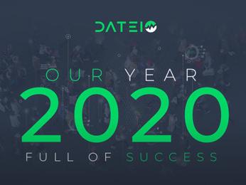Dateio in the year 2020