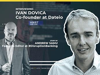 #DisruptionChat with Ivan Dovica