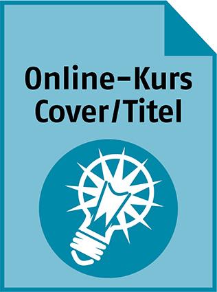 Online-Kurs: Covertexte