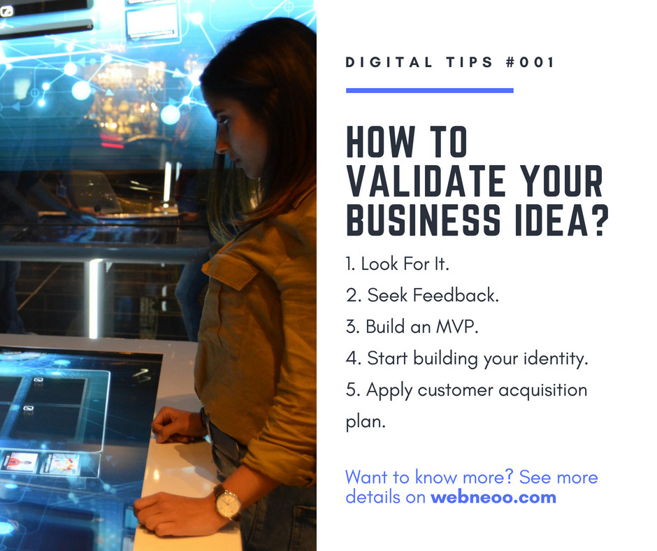 How to validate your business Idea?