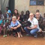 Voor het Aidsfonds in Oeganda