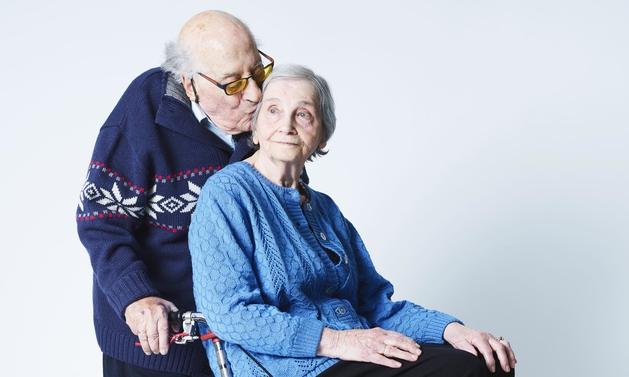 **Nominatie PRIX EUROPA** 2Doc: 'Tedje & Meijer, de belofte van liefde'