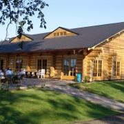 Te koop aangeboden Restaurant/Paviljoen bij camping en jachthaven i...