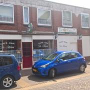 Te koop aangeboden Cafe met woning in Uithuizen