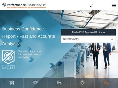 Performance Business Sales