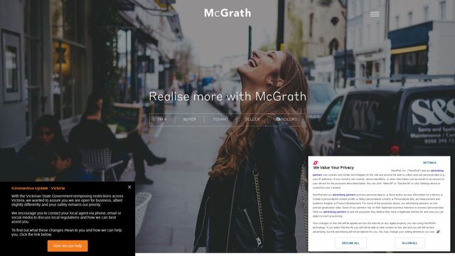 Mcgrath Estate Agents