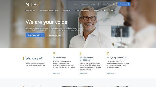 National Insurance Brokers Association (NIBA)