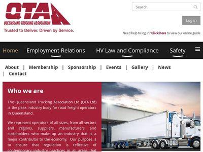 Queensland Trucking Association Ltd