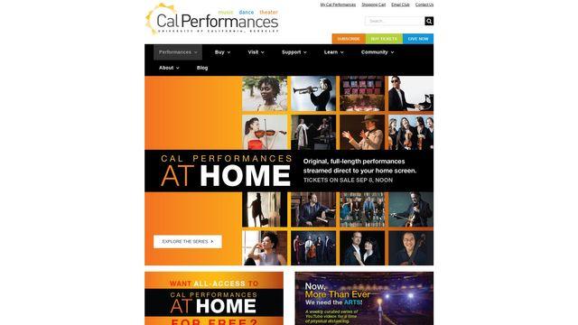 Cal Performances