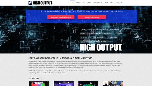 High Output