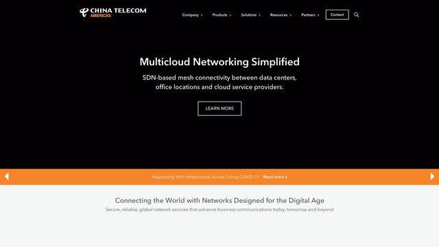 China Telecom Americas