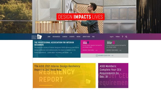 American Society of Interior Designers - ASID