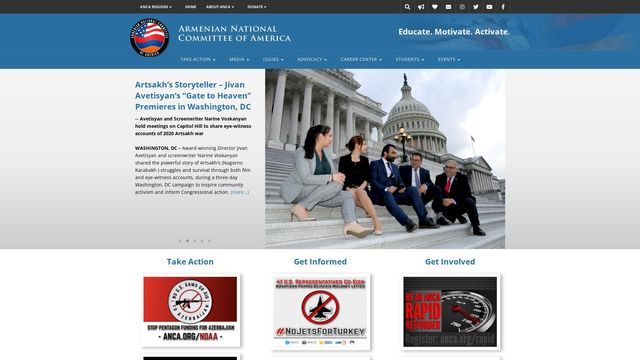 Armenian National Committee Of America