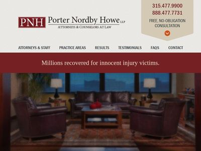 Porter Nordby Howe Llp