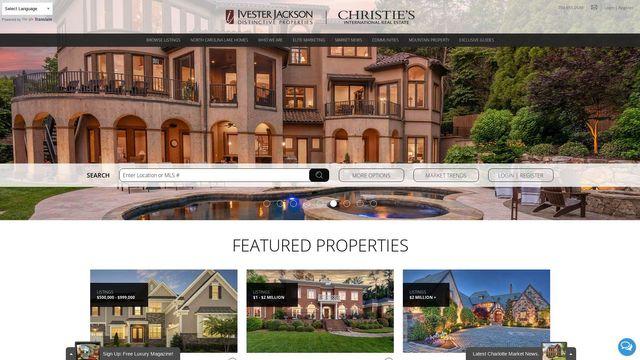 Ivester Jackson - Christie's International Real Estate