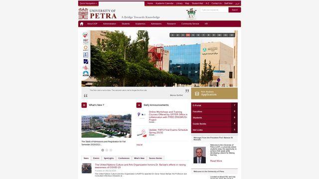 Petra University