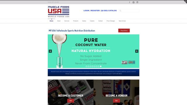 Muscle Foods Usa