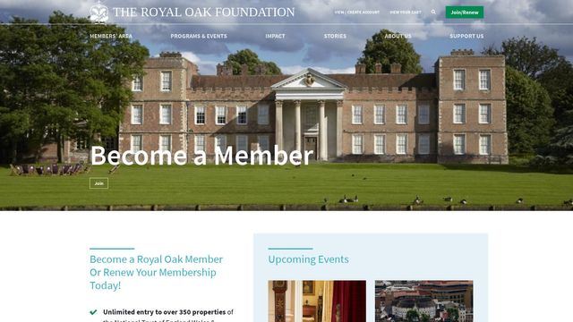 Royal Oak Foundation
