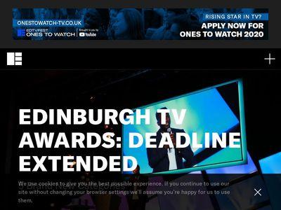 The Edinburgh International Television Festival