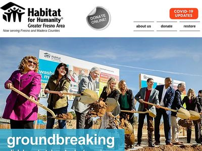 Habitat For Humanity Greater Fresno Area
